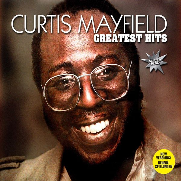Curtis Mayfield - Greatest Hits