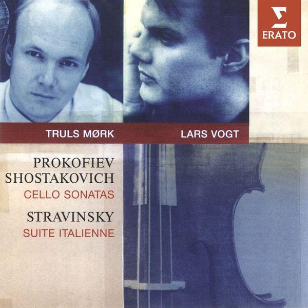 Truls Mørk|Russian Cello Music