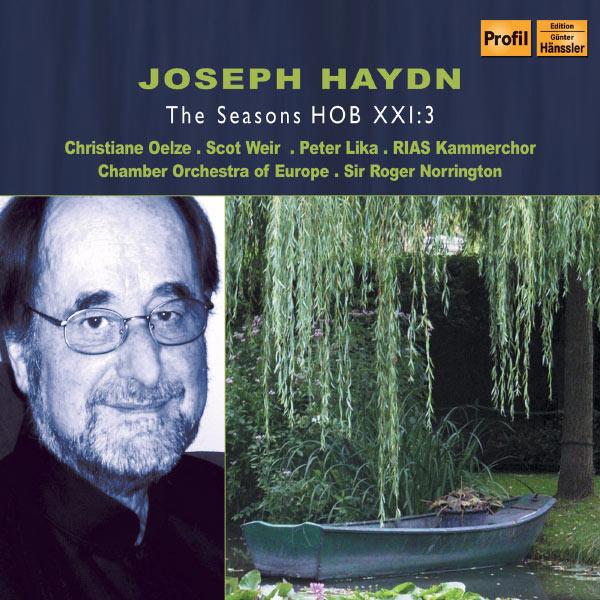 Peter Lika - Haydn, J.: Jahreszeiten (Die)