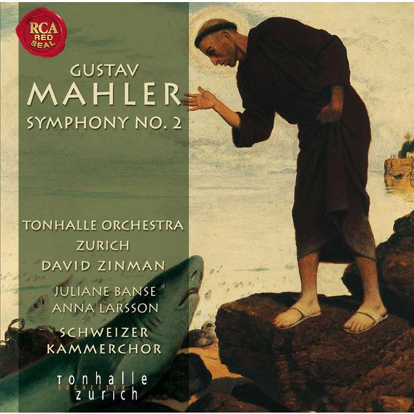 David Zinman - Gustav Mahler: Sinfonie Nr. 2