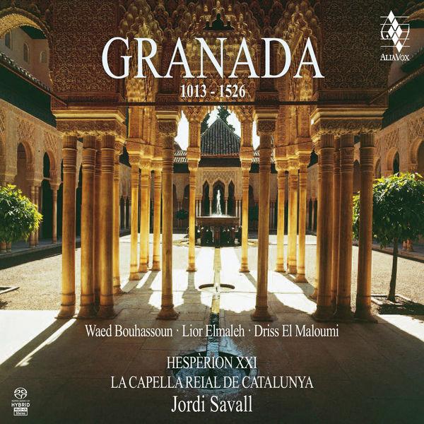 Jordi Savall - Granada Eterna