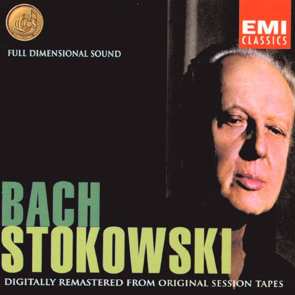 Léopold Stokowski - Bach By Stokowski
