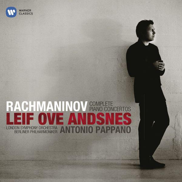 Leif Ove Andsnes - Rachmaninov: Complete Piano Concertos