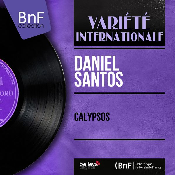 Daniel Santos - Calypsos (Mono Version)
