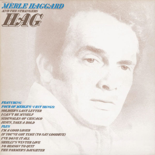 Merle Haggard - Hag / Someday We'll Look Back