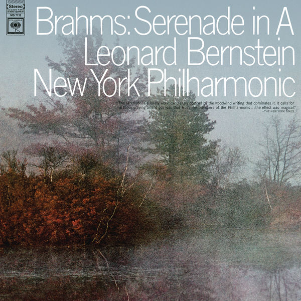 Leonard Bernstein - Brahms: Serenade No. 2 in A Major, Op. 16 ((Remastered))