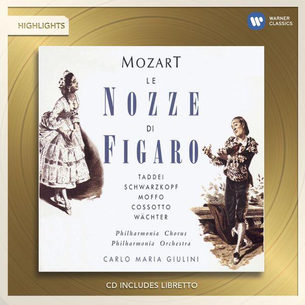Carlo Maria Giulini - Mozart: La Nozze Di Figaro
