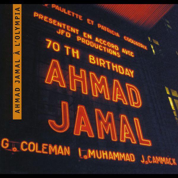 Ahmad Jamal - A l'Olympia