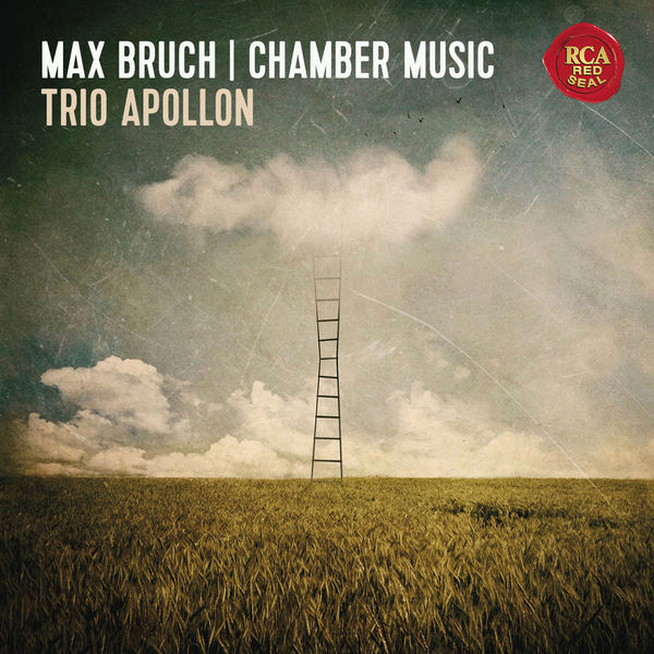 Trio Apollon - Max Bruch: Chamber Music with Clarinet (Eight Pieces Op.83, etc.)