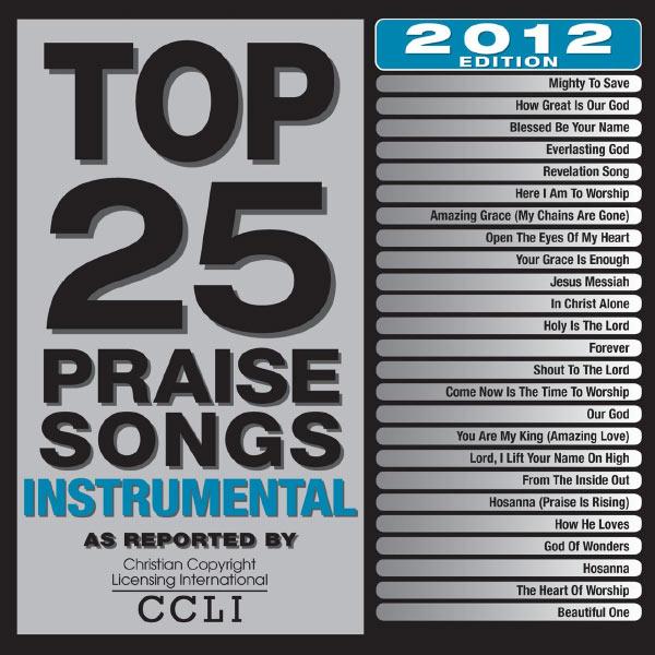 top 25 praise songs instrumental free download