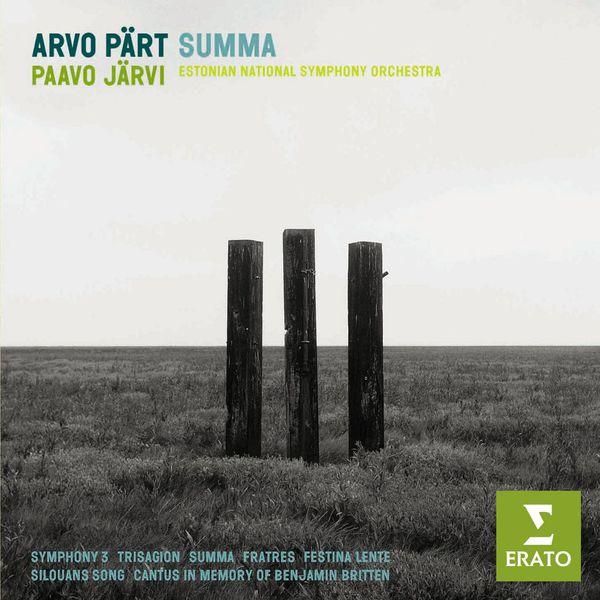 Paavo Järvi - Part: Symphony No.3