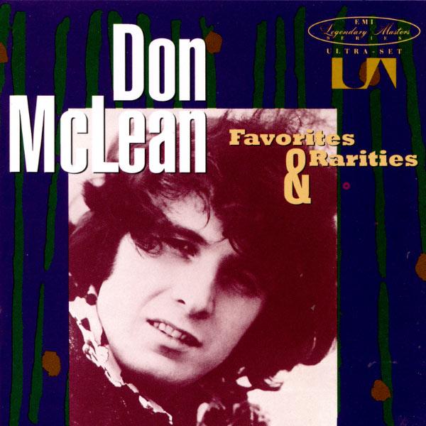 Don McLean - Favorites & Rarities