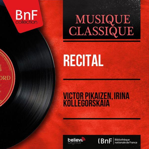 Victor Pikaizen - Récital (Mono Version)
