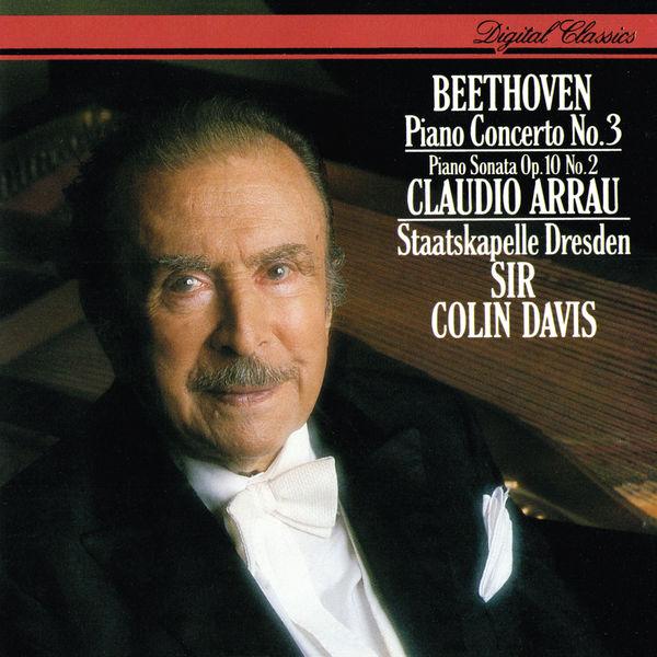 Claudio Arrau - Beethoven: Piano Concerto No. 3; Piano Sonata No. 6