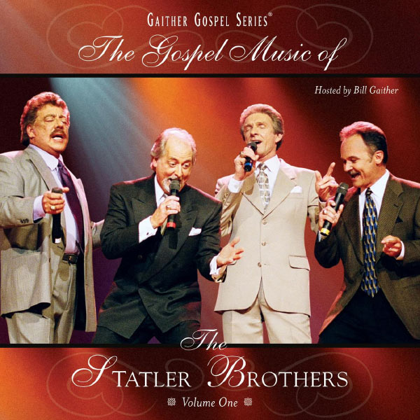 The Statler Brothers - The Gospel Music Of The Statler Brothers Volume One