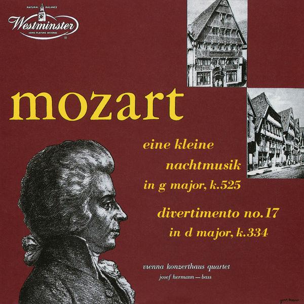 Mozart - musique de chambre (Divers) 0002894790557_600