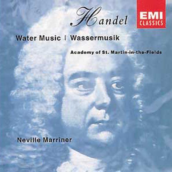 Handel: Water Music, Suites Nos 1-3Handel: Water Music   Georg ...