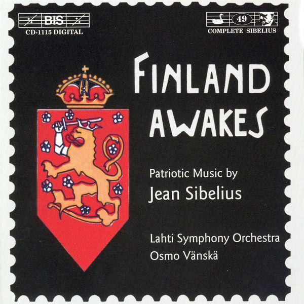 Lasse Poysti - SIBELIUS: Patriotic Music
