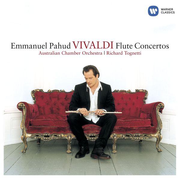 Emmanuel Pahud - Vivaldi: Flute Concertos