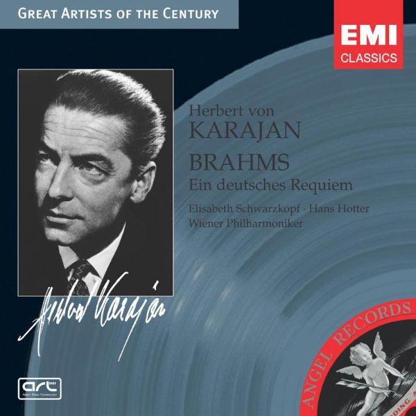 Herbert von Karajan - Brahms : Un requiem allemand, Op. 45