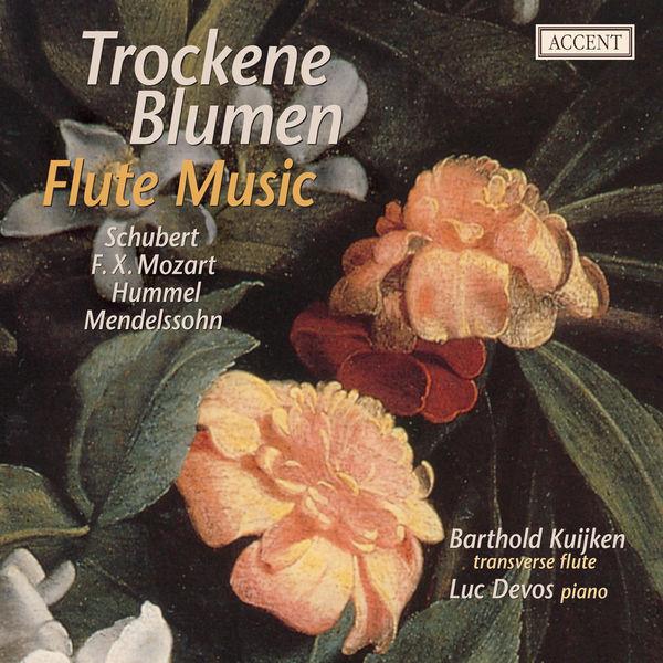 Barthold Kuijken - Trockne Blumen