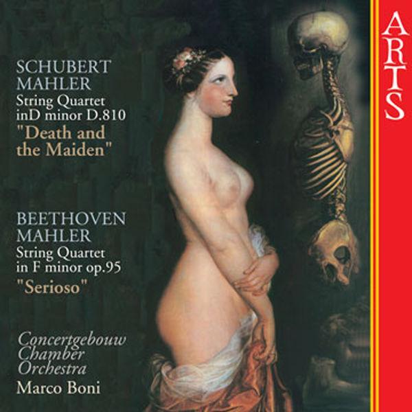 Concertgebouw Chamber Orchestra - Quartet Transcriptions