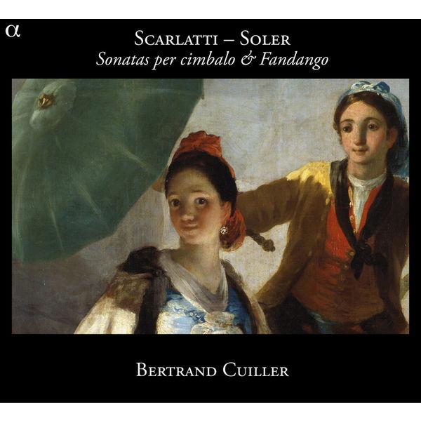 Bertrand Cuiller - Sonatas per cimbalo & Fandango