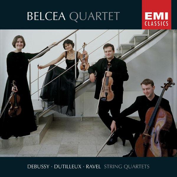 Belcea Quartet - Debussy, Dutilleux & Ravel: String Quartets