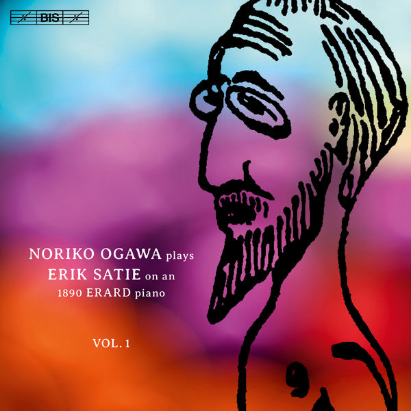 Noriko Ogawa - Erik Satie : Piano Music, Vol. 1