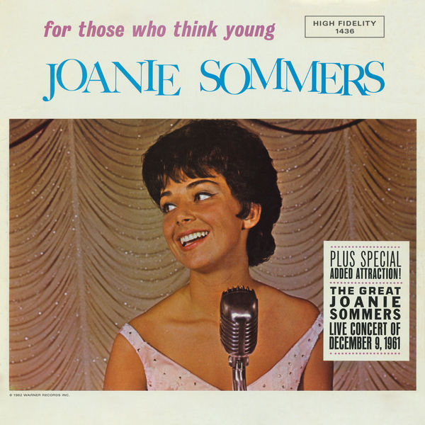 Joanie Sommers - For Those Who Think Young
