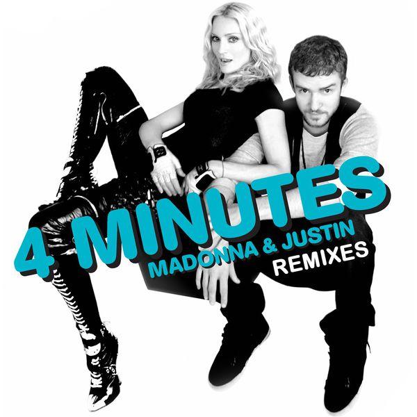 Madonna - 4 Minutes (The Remixes)
