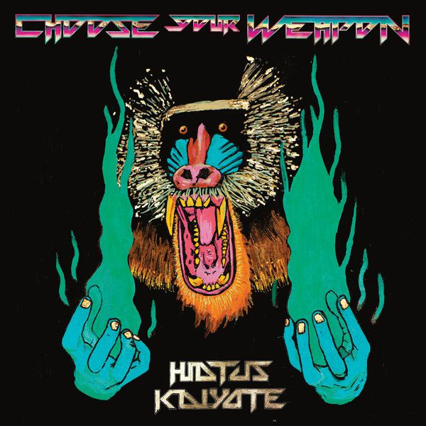 Hiatus Kaiyote - Breathing Underwater