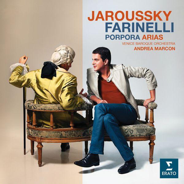 Philippe Jaroussky - Farinelli : Porpora Arias