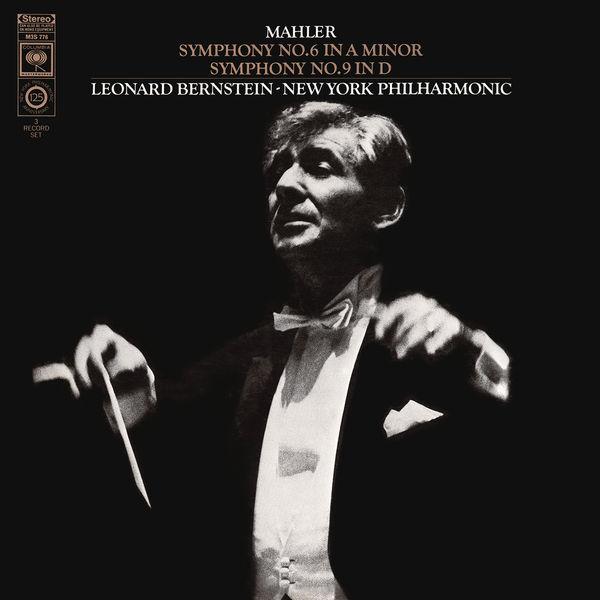 "Leonard Bernstein - Mahler: Symphony No. 6 in A Minor ""Tragic"" & Symphony No. 9 in D Major"