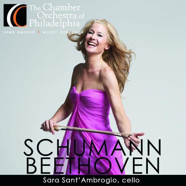 Dirk Brosse - Schumann: Cello Concerto - Beethoven: Symphony No. 7