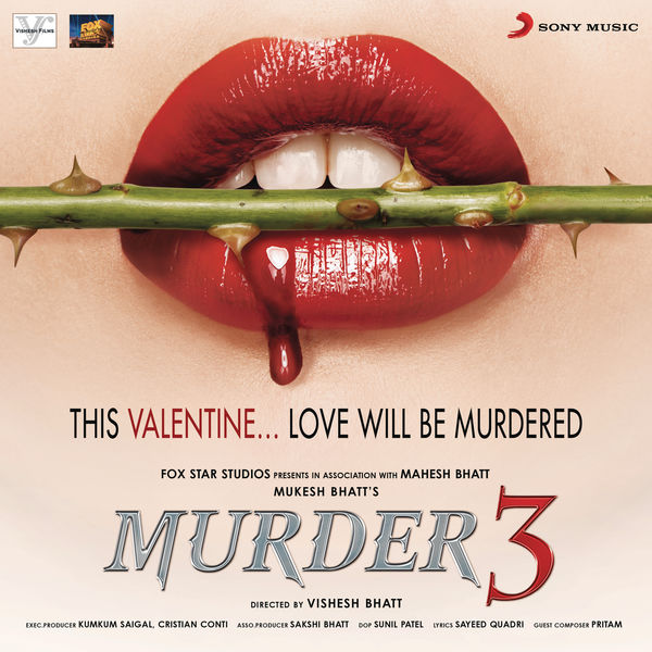 Pritam - Murder 3 (Original Motion Picture Soundtrack)