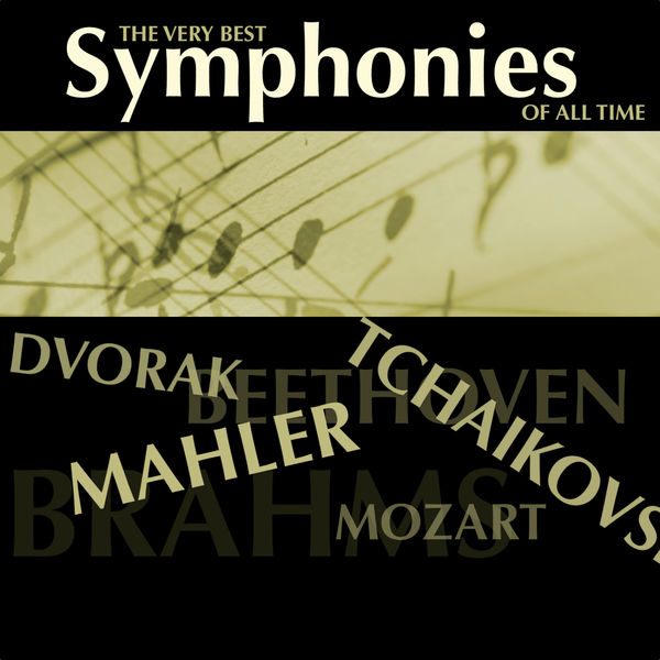 Philharmonia Orchestra - The Very Best Symphonies Of All Time