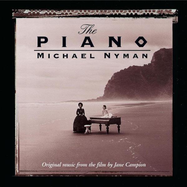 """Michael Nyman - Bande Originale du film """"Le Leçon de piano"""" (The Piano - 1993)"""