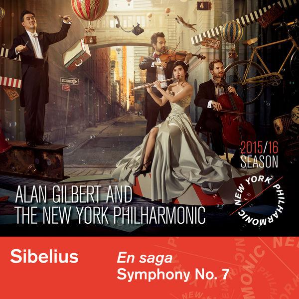 Jean Sibelius - Sibelius: En Saga and Symphony No. 7