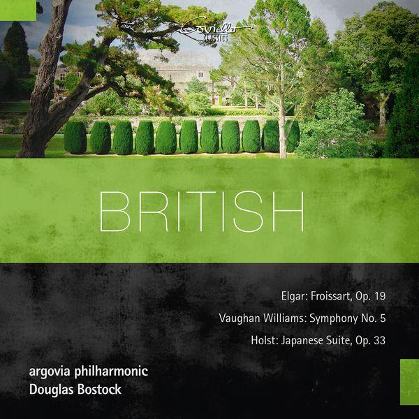 Douglas Bostock, argovia philharmonic - British