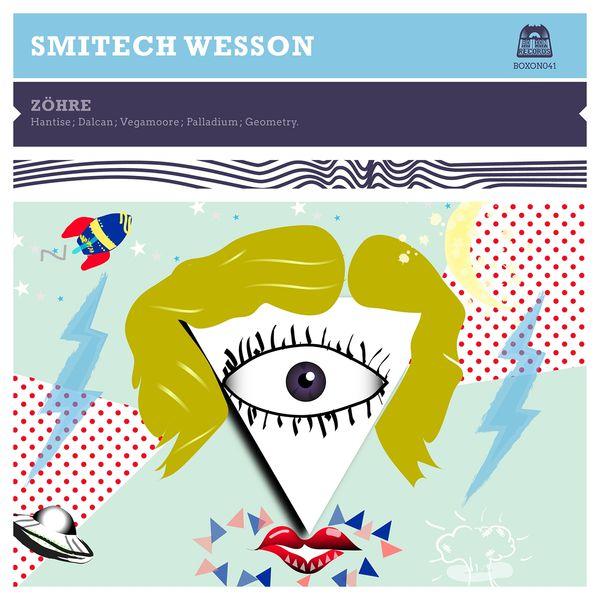 Smitech Wesson - Zöhre