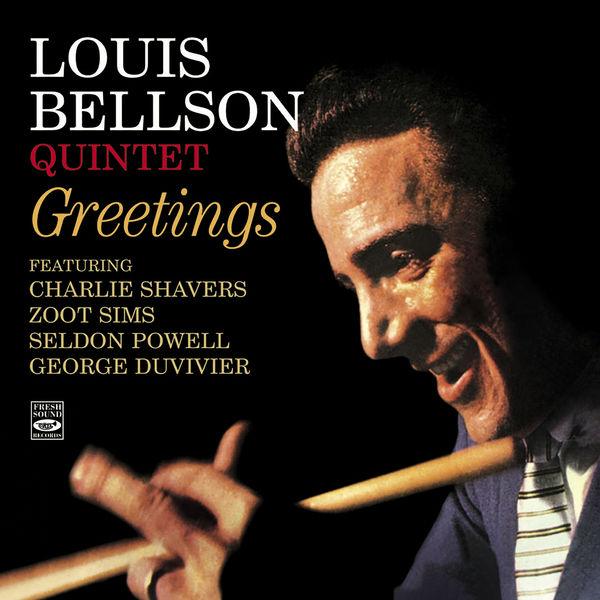 Louis Bellson - Greetings