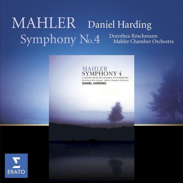 Daniel Harding/Mahler Chamber Orchestra|Mahler: Symphony No 4 in G major