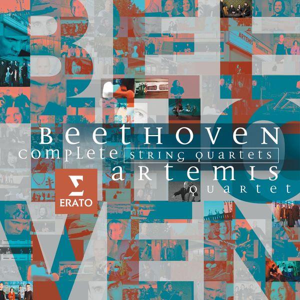 Quatuor Artemis - Beethoven Complete String Quartets + Op.74