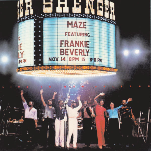 maze featuring frankie beverly discography download