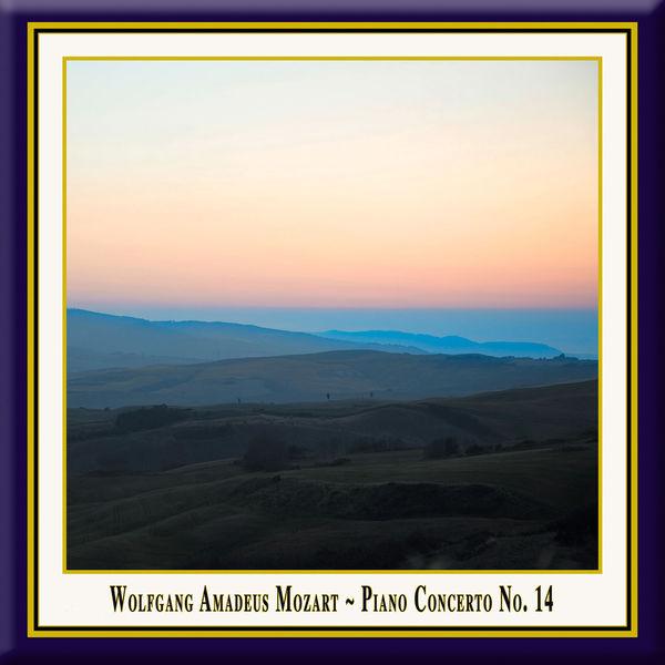 Christoph Soldan - Mozart: Piano Concerto No. 14 in E-Flat Major, K. 449
