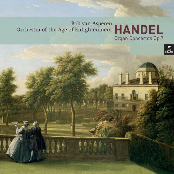 Bob Van Asperen - Handel Organ Concertos Op.7