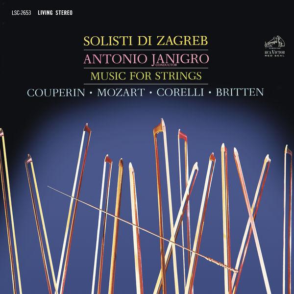 Antonio Janigro - Music For Strings