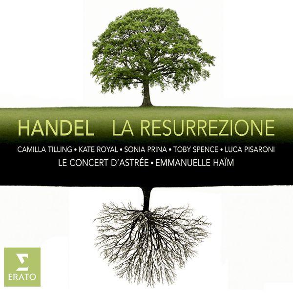Emmanuelle Haïm - Haendel : La Resurrezione