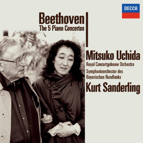 Mitsuko Uchida - Beethoven: Complete Piano Concertos